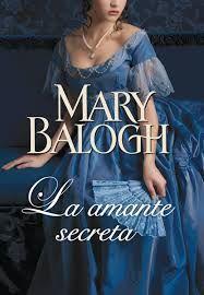La amante secreta (Amantes 3) - Mary Balogh
