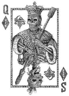 Maori Card for Quiksilver
