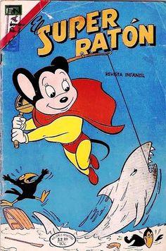 Figuras, otros juguetes, cromos y comics: Super Ratón nº 262