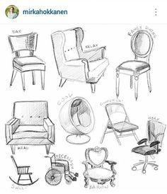 Die 98 Besten Bilder Von Stuhl Tisch Mensch Interior