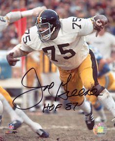 Pittsburgh Steelers Joe Greene - Google Search