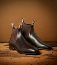 Ordering RM Williams Boots