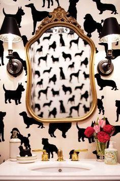 dogs wallpaper so fun