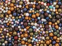Swarovski Crystal Pearl Giveaway - Enter to win one pound of Swarovski Crystal Pearls!