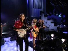Stevie Nicks & Dixie Chicks  - Landslide - beautiful harmonies together
