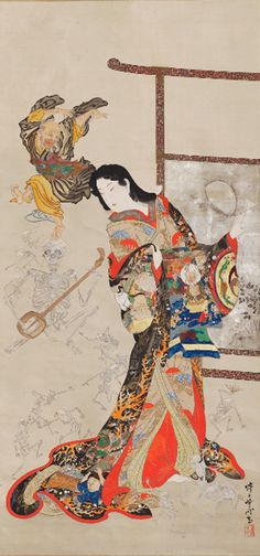 黒船来襲からの半世紀を追った美術展、洋の東西に与えた影響を辿る 6枚目の写真・画像 Japanese Artwork, Japanese Painting, Japanese Prints, Folklore Japonais, Art Japonais, Samurai, Art Occidental, Art Chinois, Art Asiatique