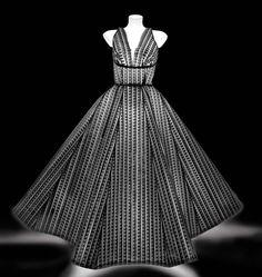 Charlie Chaplin's Modern Times Haute Couture Sculpture No.2