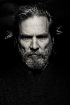 Jeff Bridges by Michael Muller