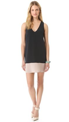 Rory Beca Parry Shift Dress...i like this a lot but wonder if it's too plain.