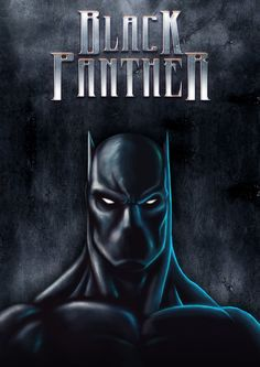 Black Panther by ~Rul-art on deviantART