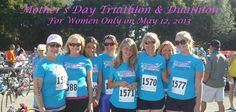 mothers day triathlon - Maybe I do a Tri?  400 yard swim, 6.5 mile bike, 2 mile trail run... I could do that, right?