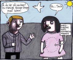Magnet Nina Hemmingsson 'Mörker'