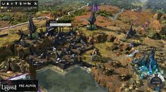 Endless Legend is a turn-based fantasy strategy game by the creators of Endless Space and Dungeon of the Endless. Create your own legend! Low Poly Games, Strategy Games, Fantasy World, Graphic Design Art, Civilization, City Photo, Video Games, Painting, Slg