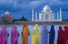 TAJ MAHAL: Una de las 7 maravillas del mundo | Karma Yoga