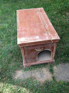 hideaway cat litter box hometalk arena kitty litter box