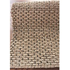 I could put a jute rug in every room. I literally love them that much.