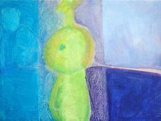flaschengeist / 18x24 / acryl on canvas / 2009 / chf 220.-
