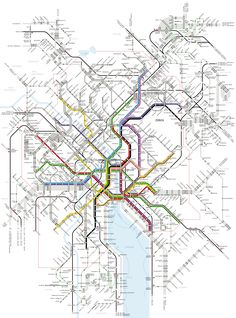 This transit map is of the Zürich S-Bahn transit system. While the map does look very busy, its 26 lines cover a vast area of over 171 stations. Transport Map, Public Transport, Zurich, London Underground Tube Map, Bel Art, Train Map, Metro Map, Subway Map, Tourist Map