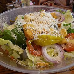 Make Olive Garden Salad and Dressing Recipe at home tonight for your family with our Secret Restaurant Recipe. Ours tastes just like Olive Garden's.