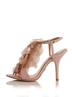 Dreamy sandal by Badgley Mischka