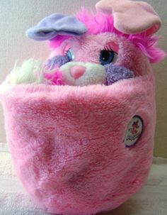 Popples | 35 Awesome Toys Every '80s Kid Wanted For Christmas