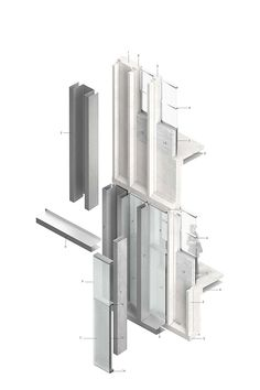 Nieto Sobejano gewinnen Fassadenwettbwerb / Schleier für Bristol - Architektur und Architekten - News / Meldungen / Nachrichten - BauNetz.de