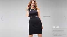 Loves this black dress. #LBD