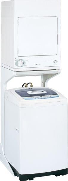 Product Photo: GE COMPACT WASHER/DRYER/STAND