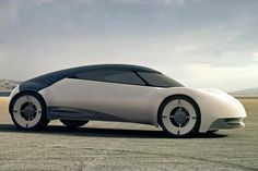 Dimitri Bez, Hexa, Concept car, future vehicle, solar-powered car, green car, green technology, eco car, solar energy, aerodynamics, automobile, transportation