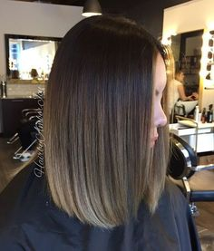 dark+brown+ombre+hair