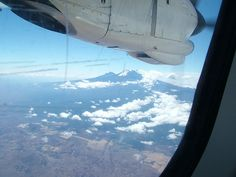 Kilimanjaro from the sky!
