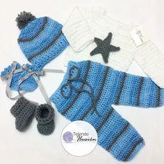 anita (@anaangelicarodriguez) • Fotos y vídeos de Instagram Crochet For Boys, Crochet Bikini, Bikinis, Swimwear, Instagram, Fashion, Illusions, Blue Nails, Gray