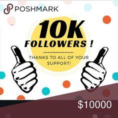 Thank you 10k followers Thank you 10k followers Other