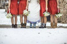 Winter Wonderland #Wedding. :D