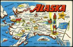I've been watching all the Northern Exposure episodes again. It always makes me want to go to Alaska.