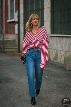 Jeanette Friis Madsen by STYLEDUMONDE Street Style Fashion Photography