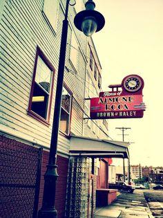 Brown & Haley - home of Almond Roca & Mountain Bars