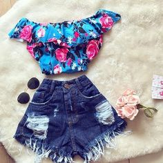 62 Super Ideas Fashion Ideas For Teens School Outfits Shorts Tumblr Outfits, Swag Outfits, Cute Casual Outfits, Short Outfits, Girl Outfits, Fashion Outfits, Fashion Ideas, Outfits For Teens For School, Teenage Outfits