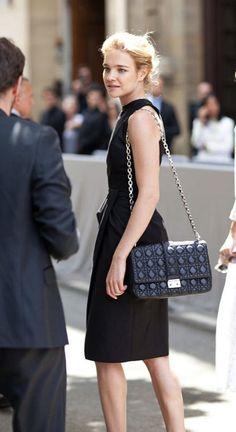 Natalia Vodianova in Dior PF13