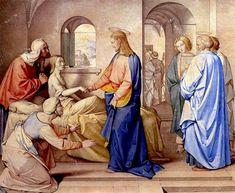 """LECTIO DIVINA: Evangelio del Domingo XIII del tiempo ordinario, ciclo B, 1 de julio de 2012  Mc 5,21-43  """"Todo es posible para el que cree"""""""