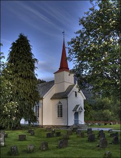 Forde Church, Norway