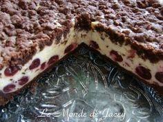 Quark-Kirsch-Kuchen - Le Monde de Jacey - Tunesische Küche
