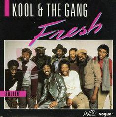 Kool & the Gang – Fresh Lyrics Iconic Album Covers, Disco Funk, Pochette Album, Old School Music, Little Bit, 80s Music, Music Radio, Sing To Me, Toddler Girls