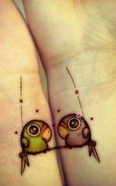 best friends tattoos 7