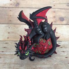 Dragon die - by Dragons&Beasties