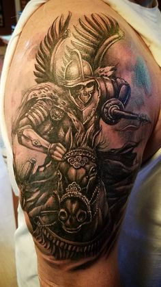 Arm Tattoo, Body Art Tattoos, Sleeve Tattoos, Tatoos, Polish Tattoos, Patriotic Tattoos, Harry Potter Tattoos, My Family History, Skin Art