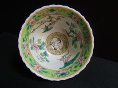 travelling teapot: Straits Chinese Porcelain teacups