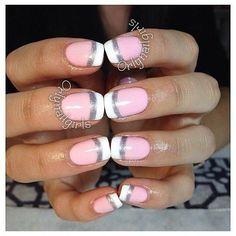 Pink &gray