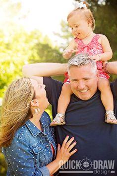Family Photography | www.Quick-DrawDesign.com