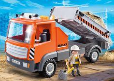 Camion de Chantier Playmobil – Playmobil